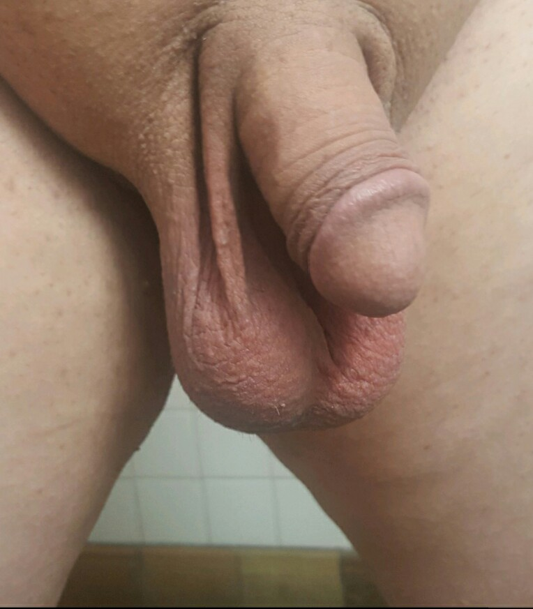 Shaved Penis