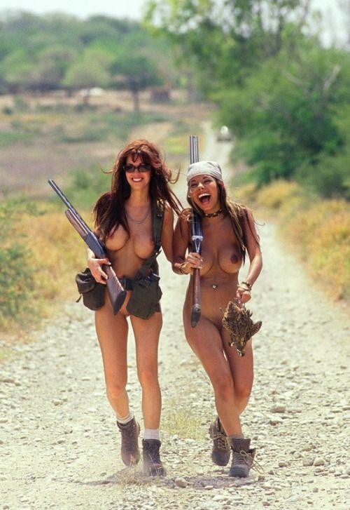 Sexy naked teen hunting useful