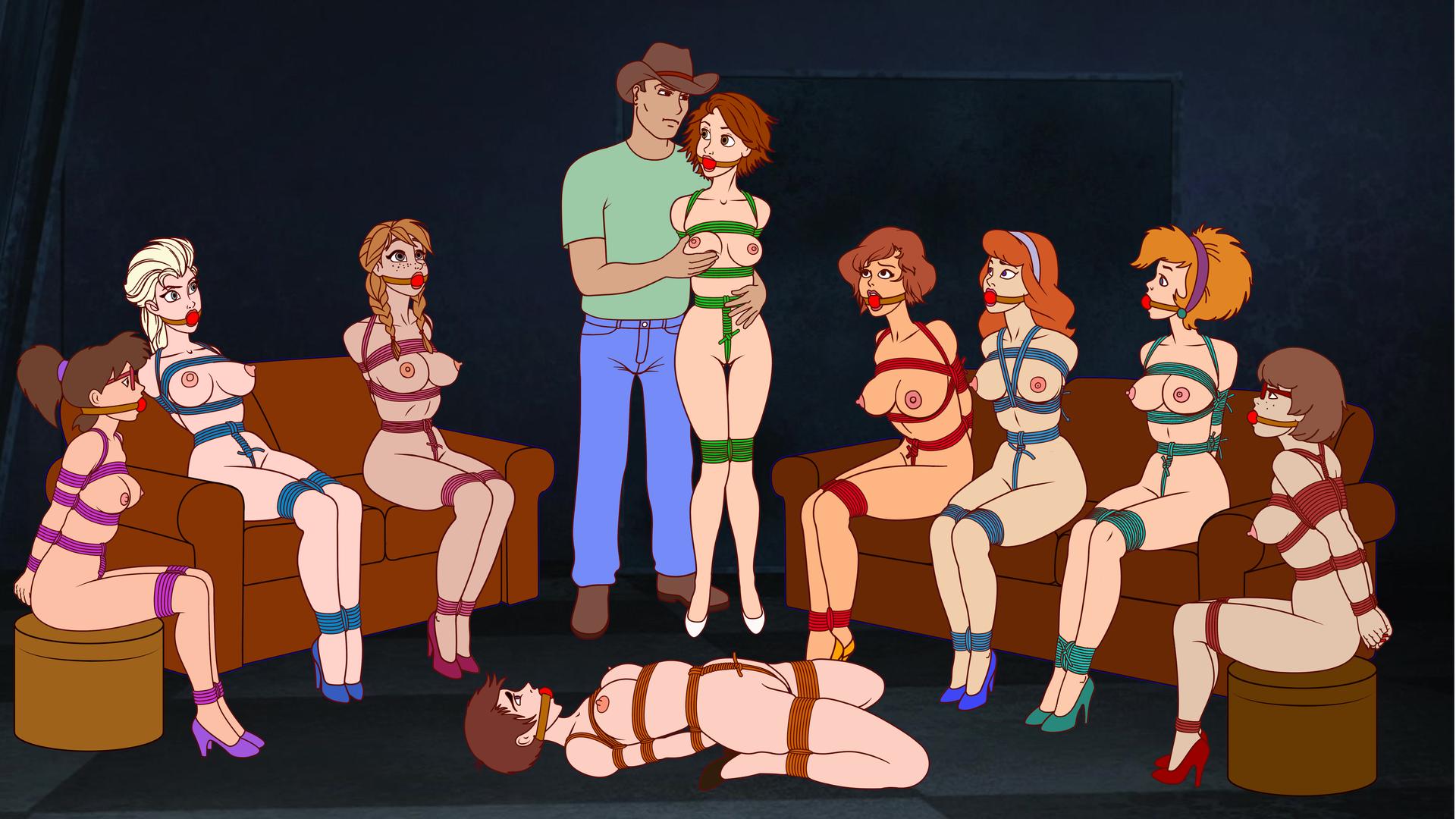 Секс Игра Скуби