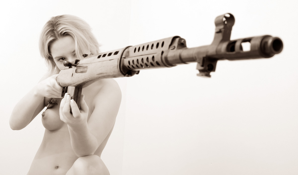 Teen nude sniper 12