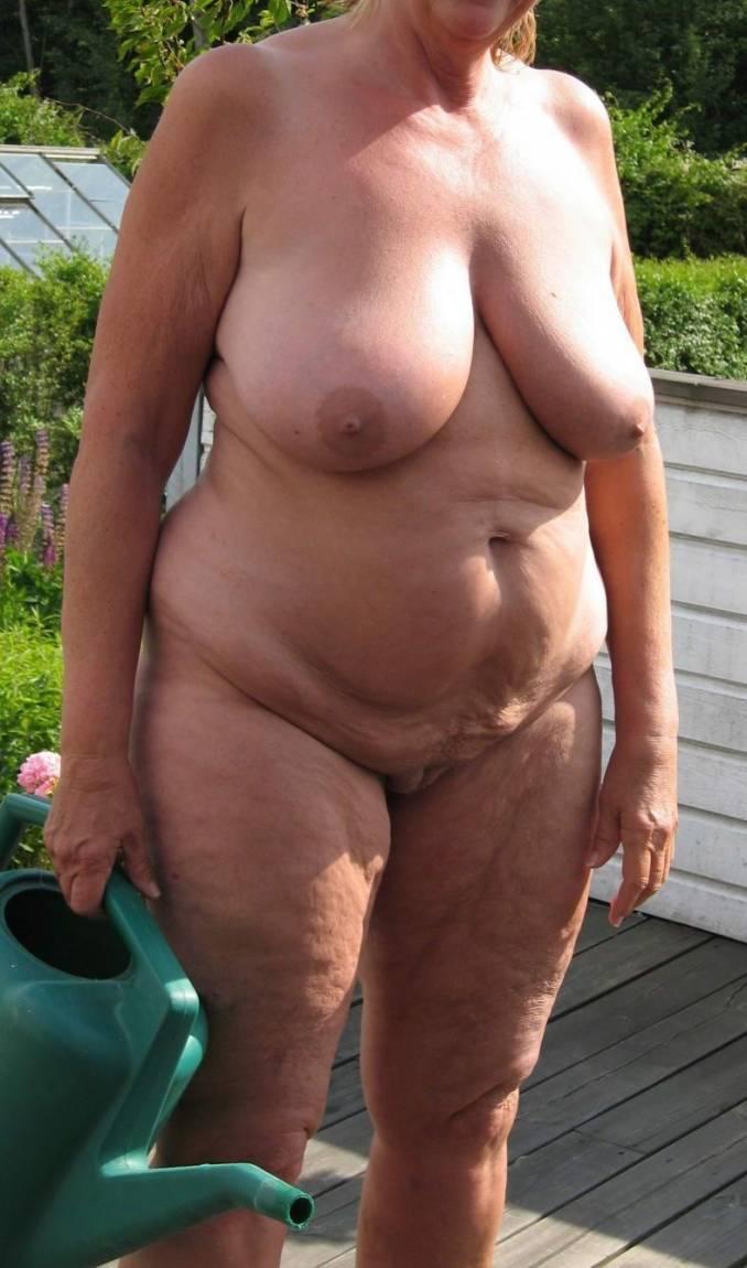 Голые Пожилые Женщины Вк