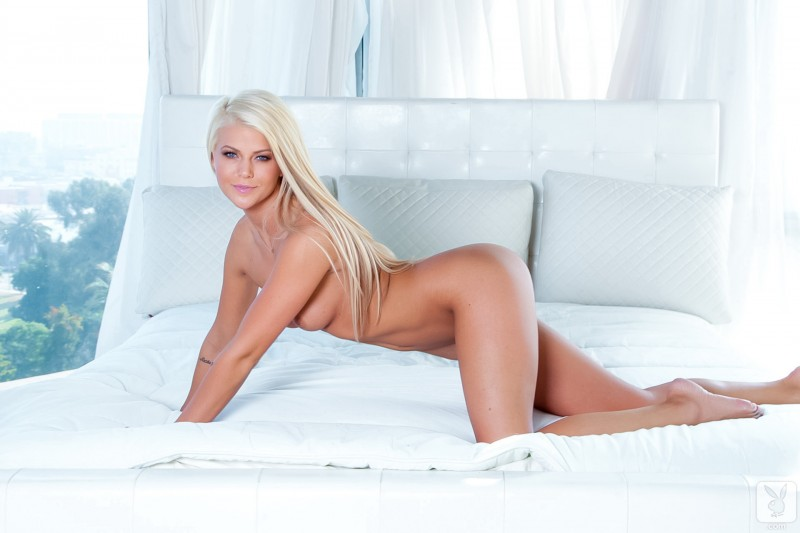 Annette White Playboy Amateur 1