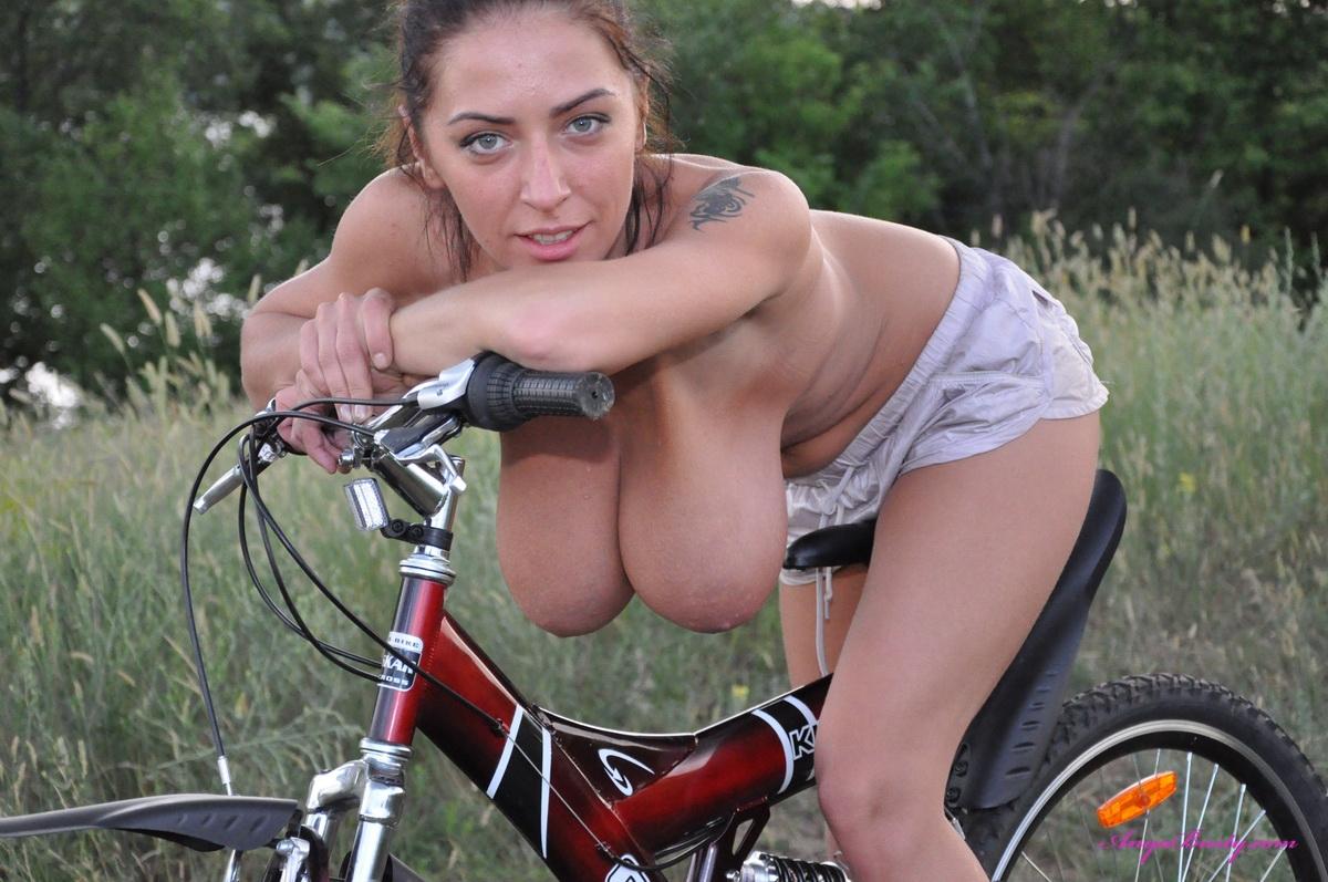 bikes video on Boobs