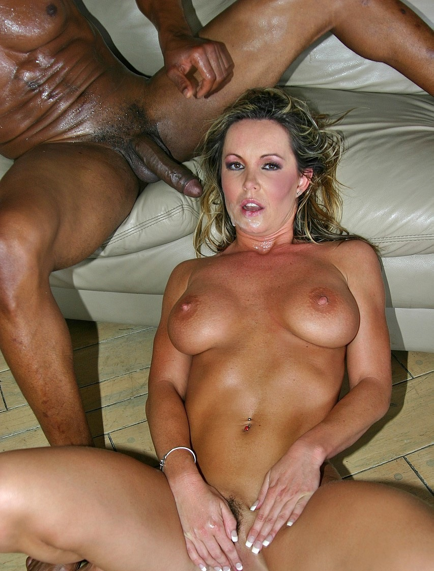 Blonde milf fucked by me and creampied