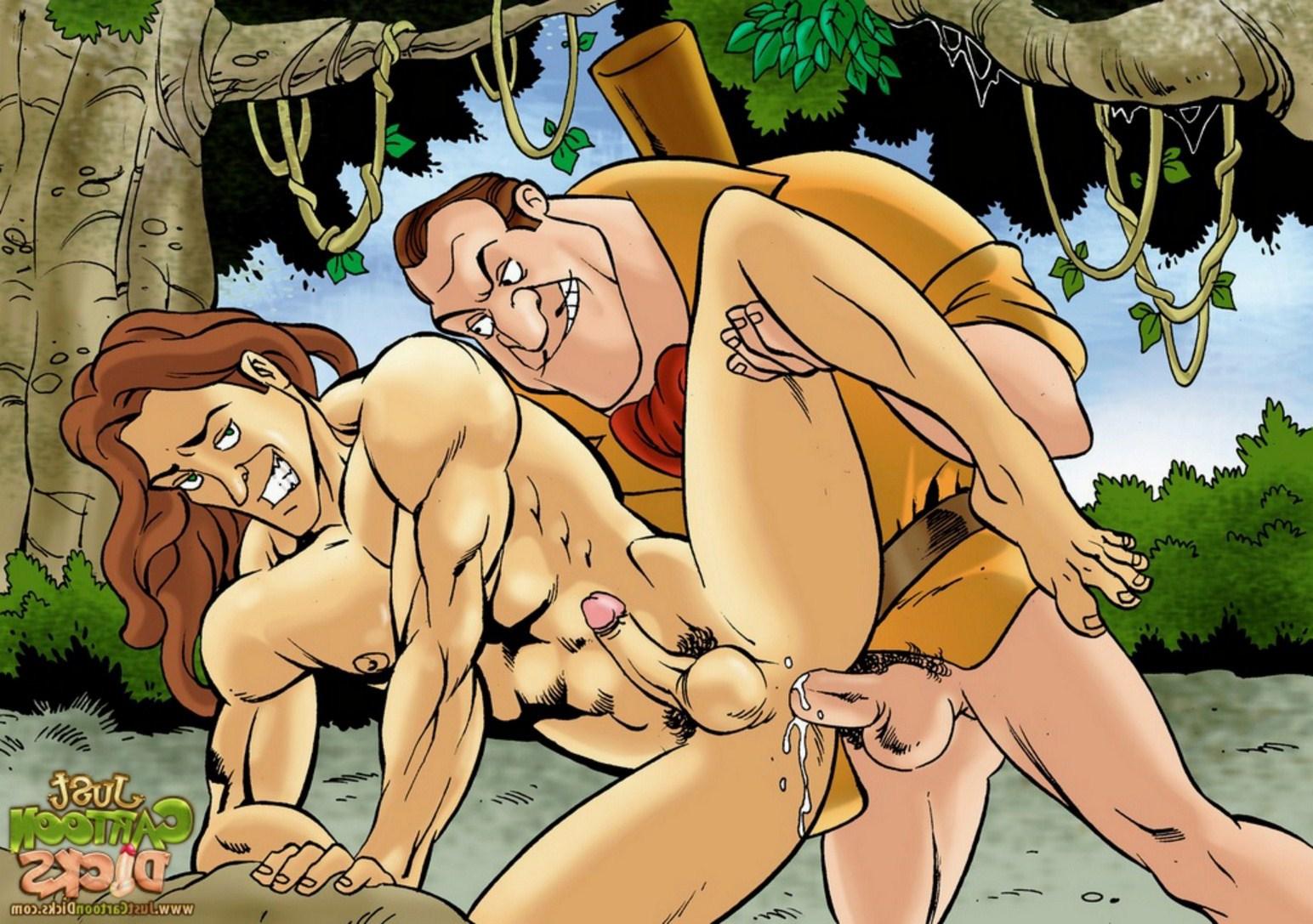 Tarzan Porno