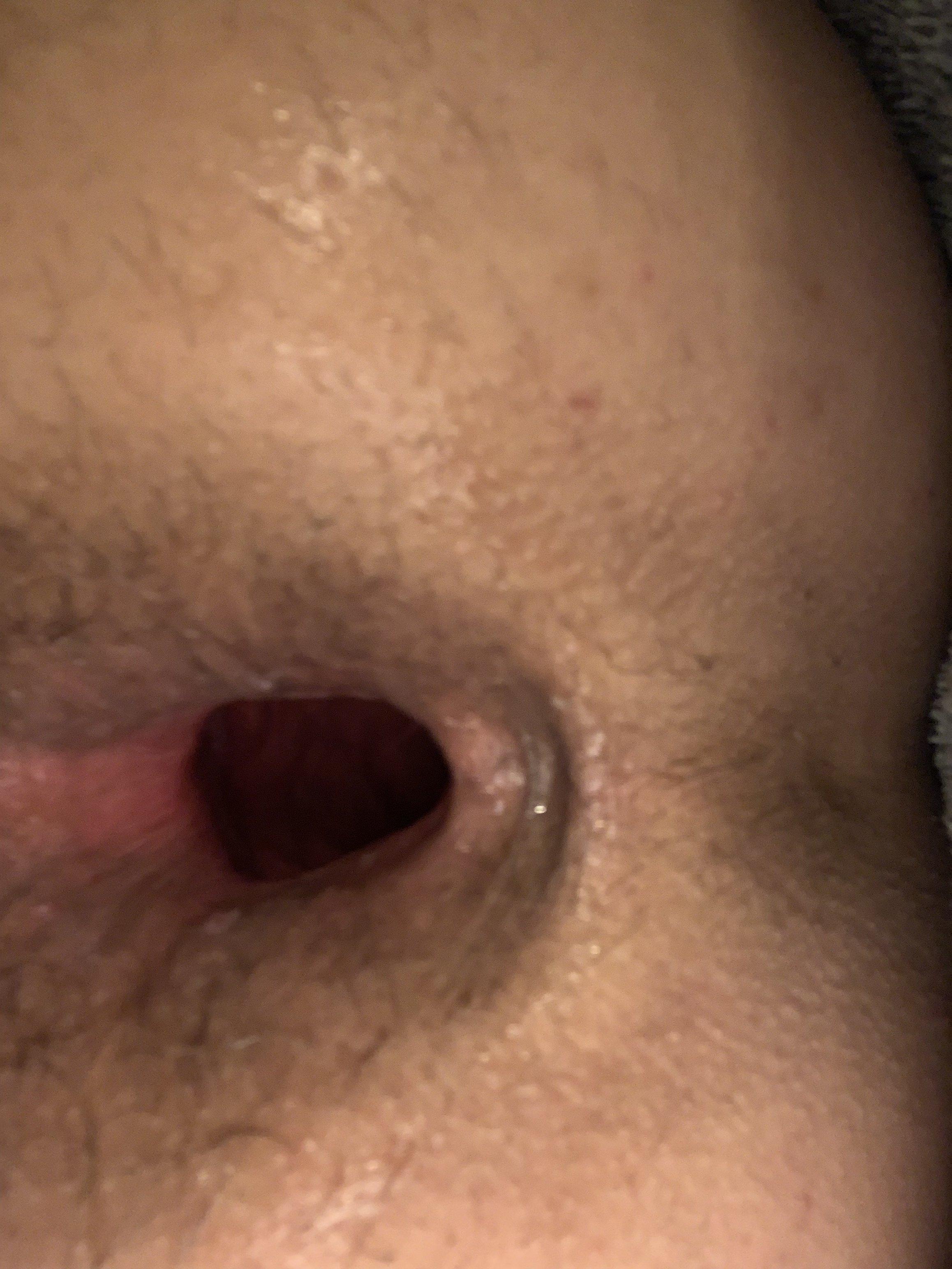 Lesbian butt hole insertion