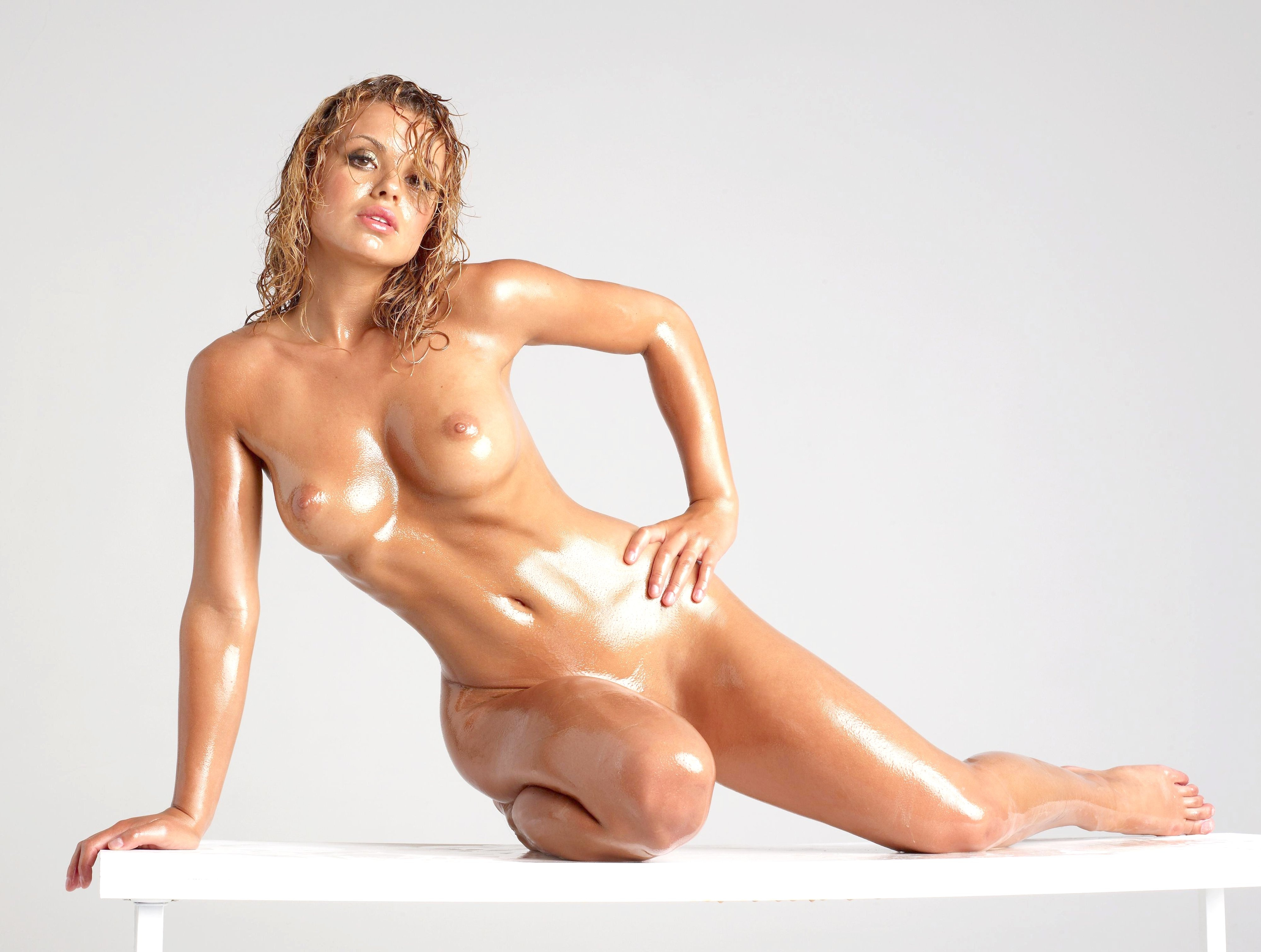 Howard hot oily horny naked females