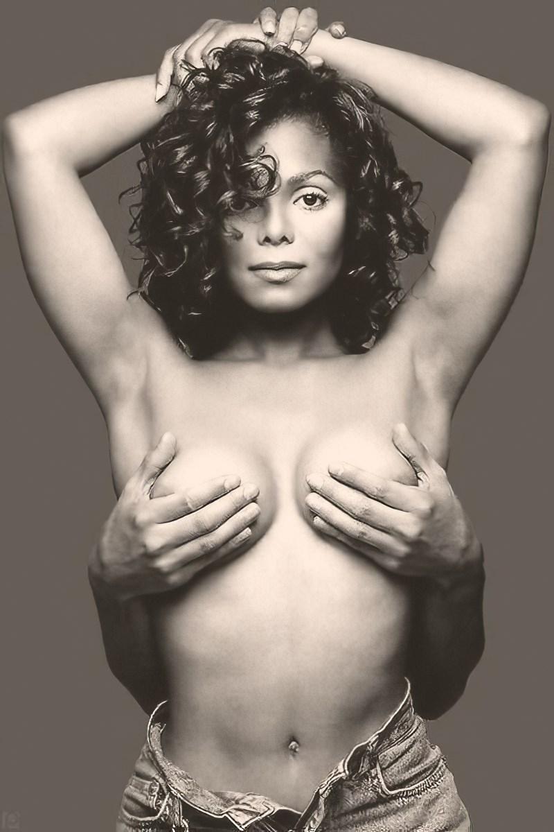 Janet jackson but naked
