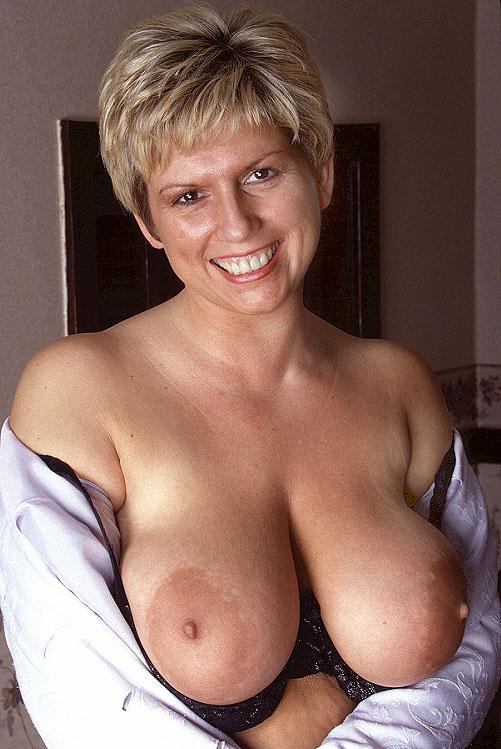Old womens boob