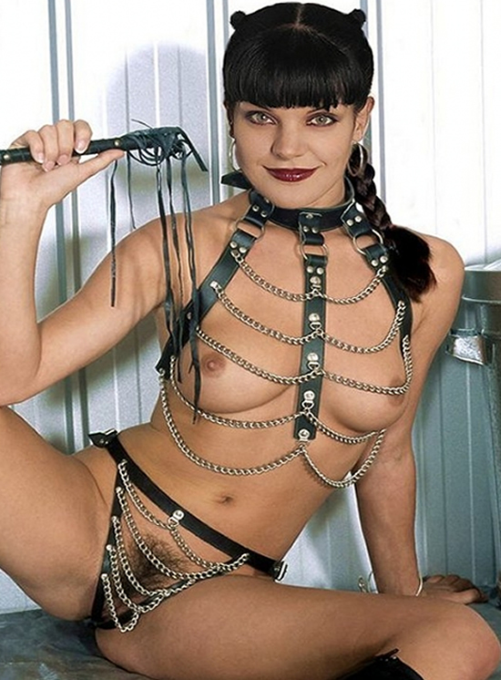 Pauley perrette playboy nude pics, sexy naked american women in bed