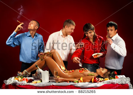 stock-photo-four-guys-having-fun-with-woman-decorated-by-fruits-88215265.jpg