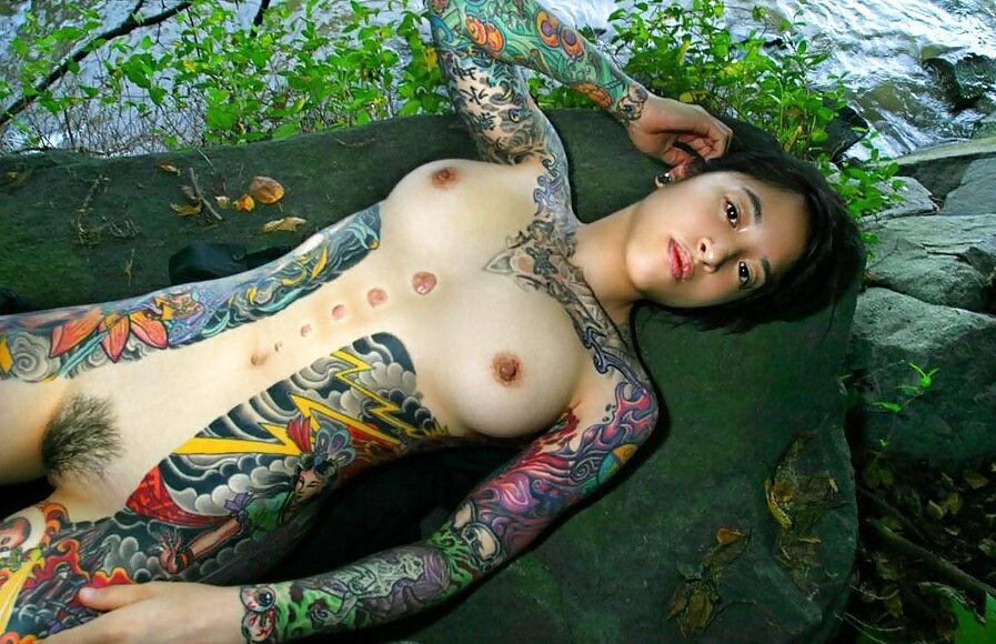 Nude tattooed girls Jade Stevens – Legraybeiruthotel